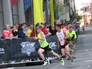 Mark Brown Pitt Marathon